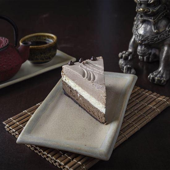 Imagen de Mousse 3 chocolate (Rebanada)