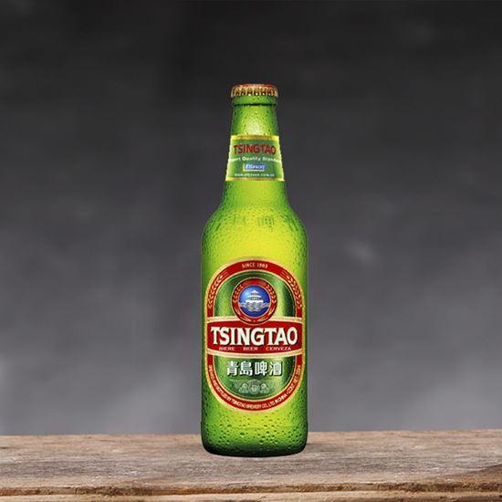 Imagen de Cerveza Tsingtao (China)