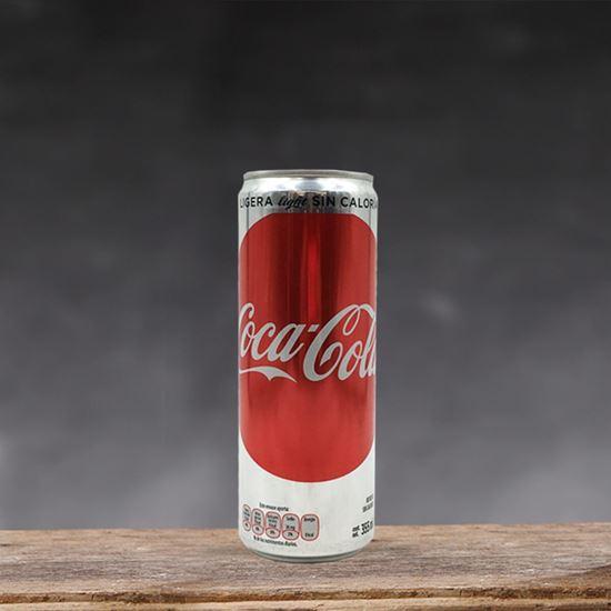 Imagen de Coca Cola Light lata