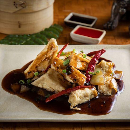Imagen de Tofu A La Diabla