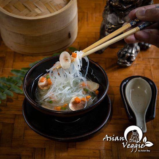 Imagen de Sopa Fideo De Soya Vegetariano